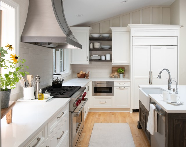 Kitchen Design Firm and a Contractor